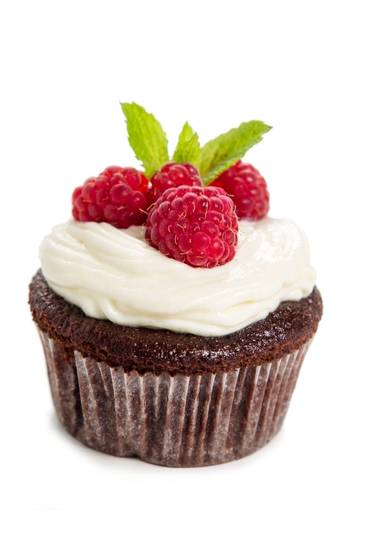 Carob Cupcake