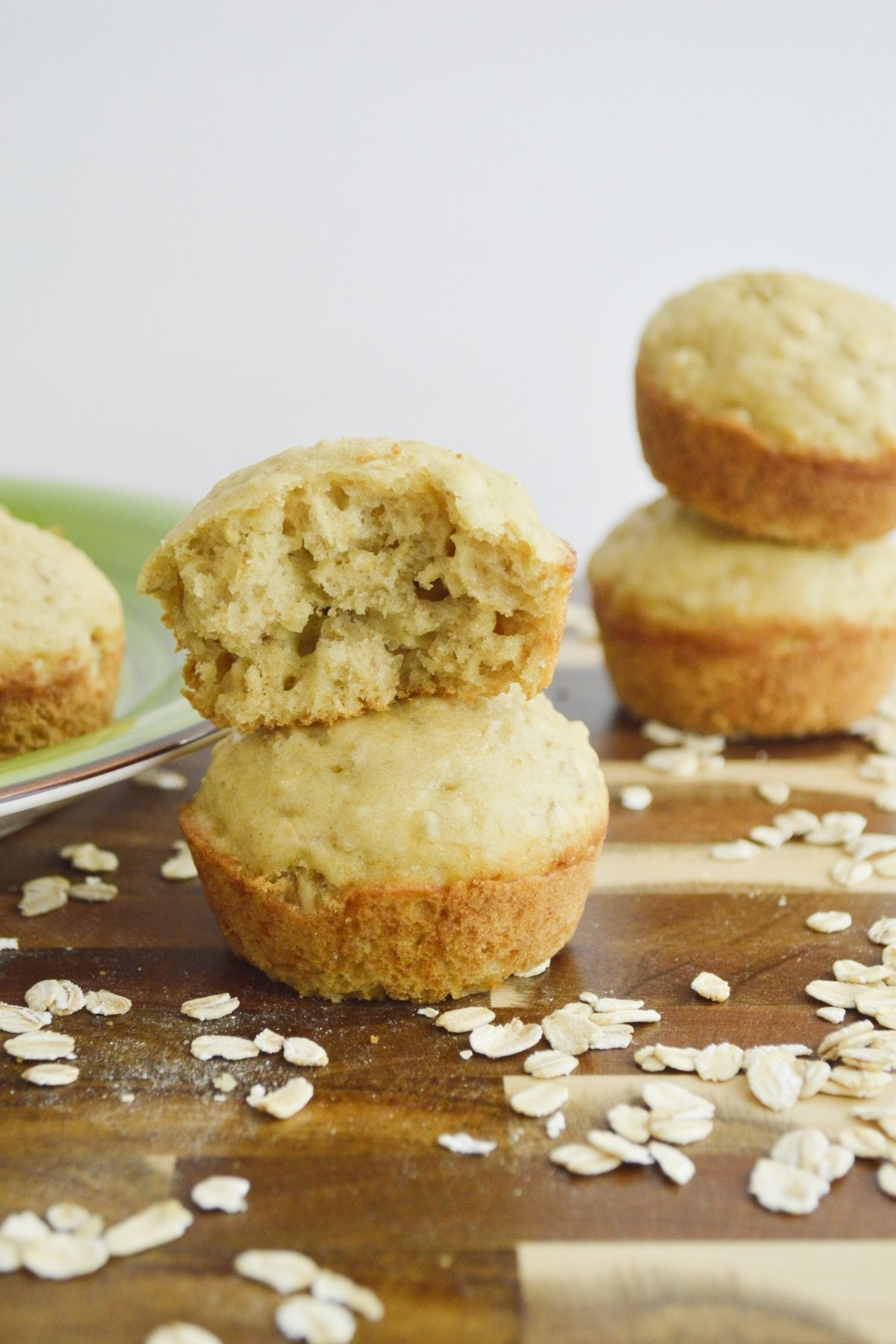 Sweet potato muffins for dogs