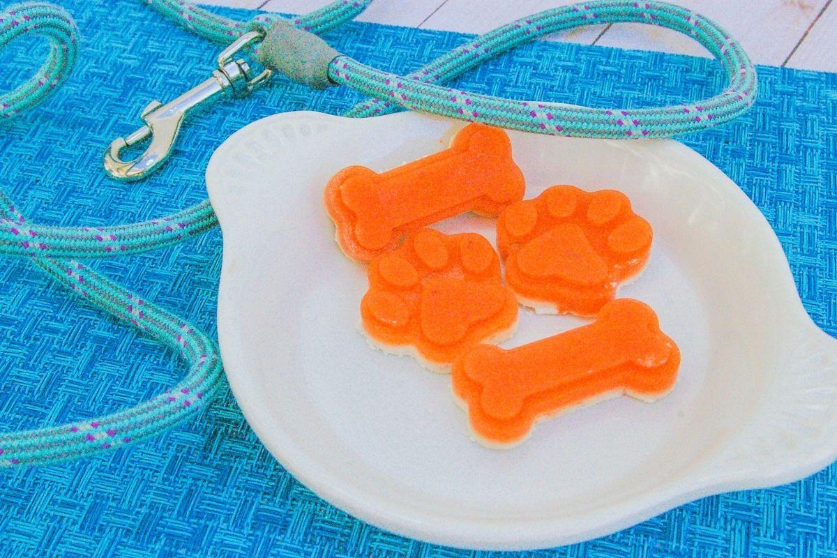 carrot dog treats