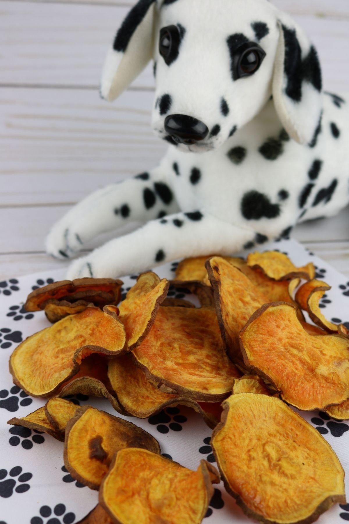 air fryer chicken sweet potato chips