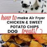 sweet potato dog chips PIN