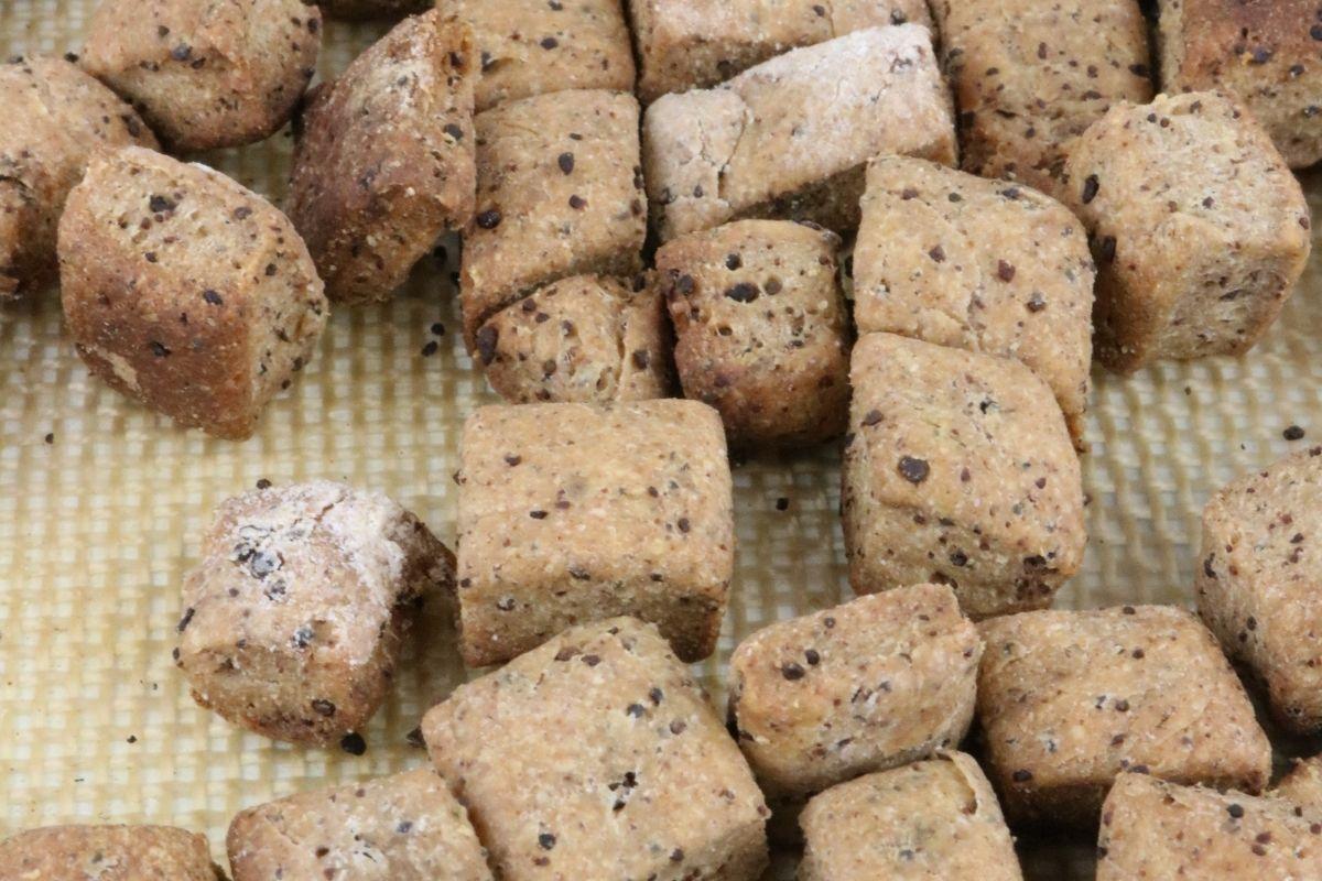 homemade dog training treats liver flavored