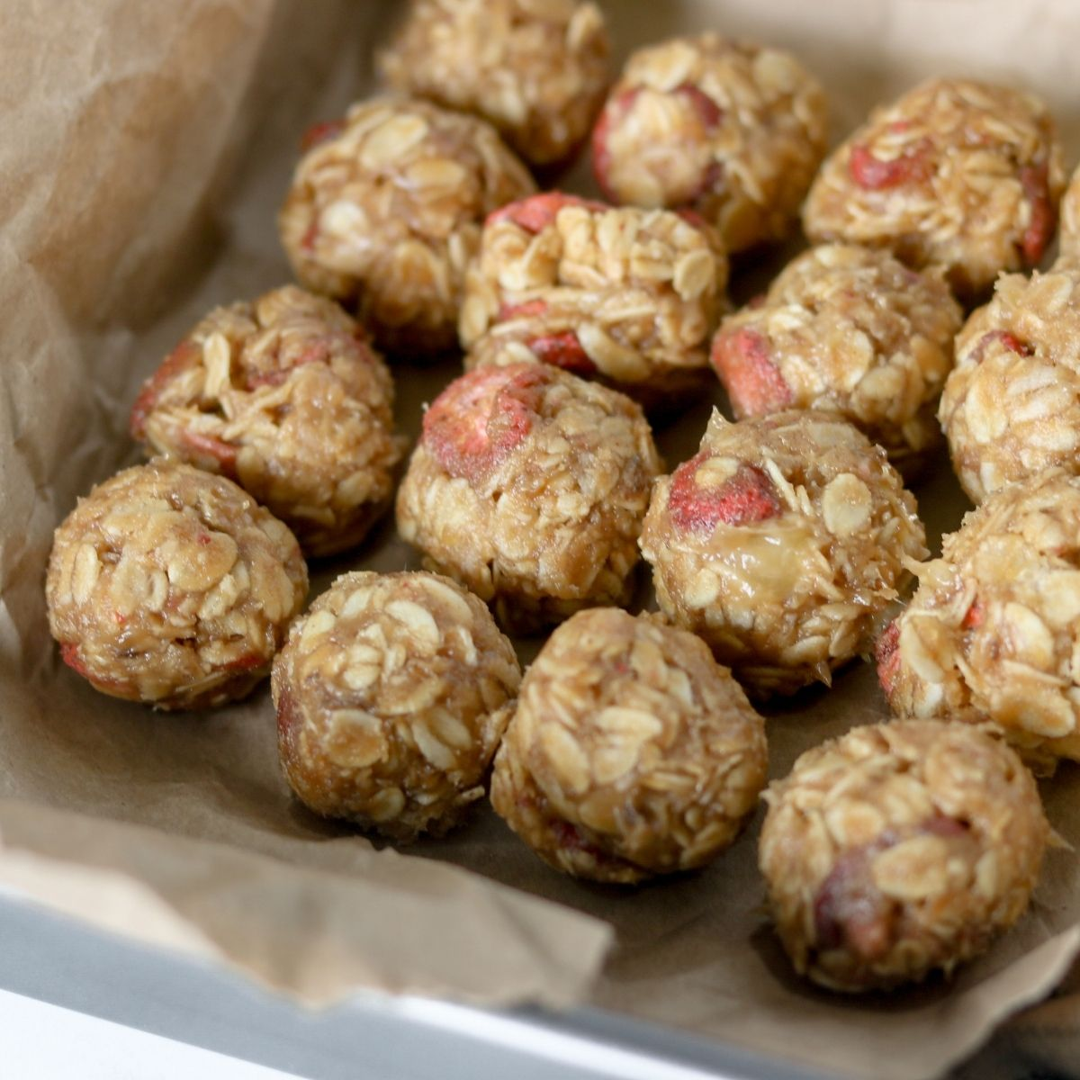 energy balls for dogs