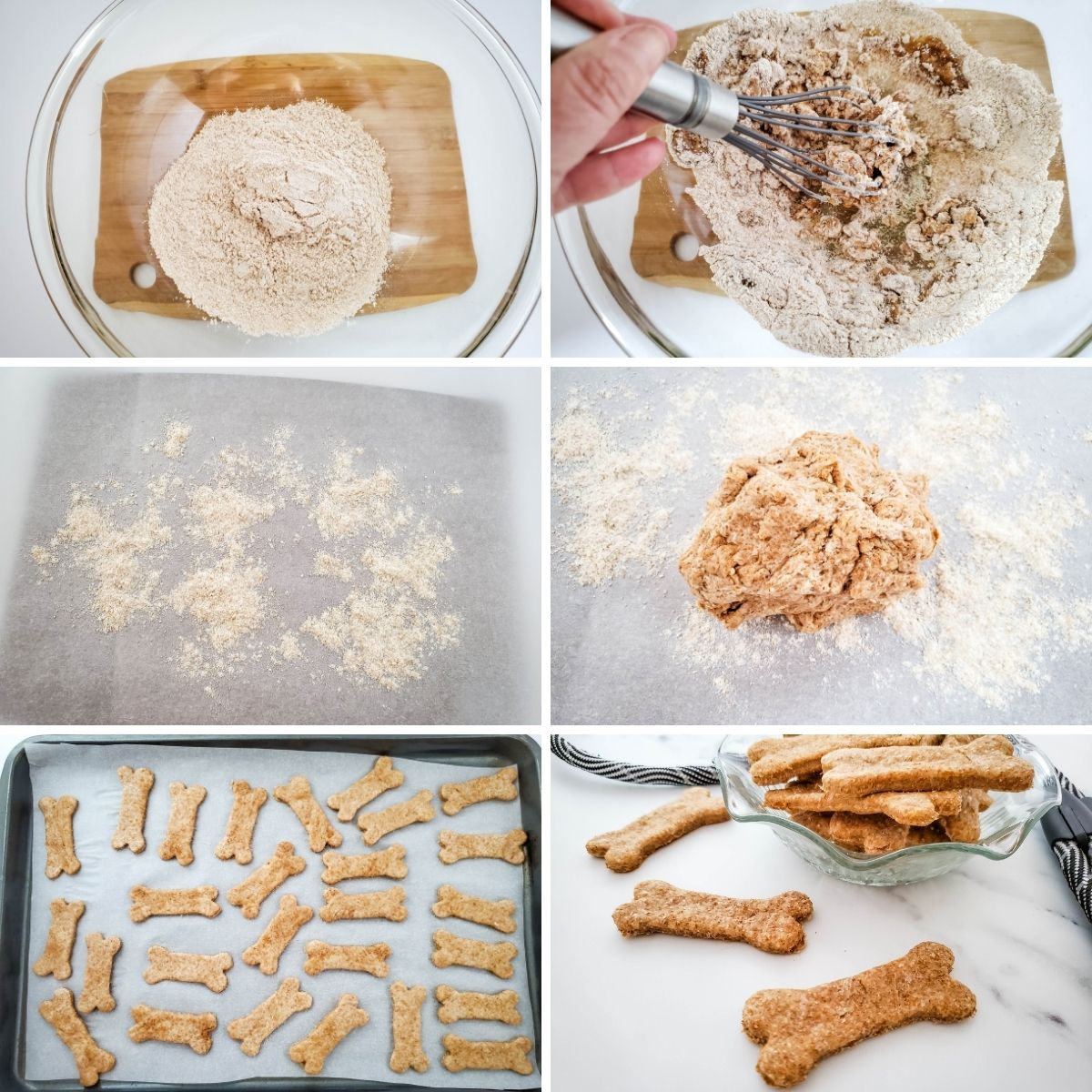 Directions chicken dog biscuits