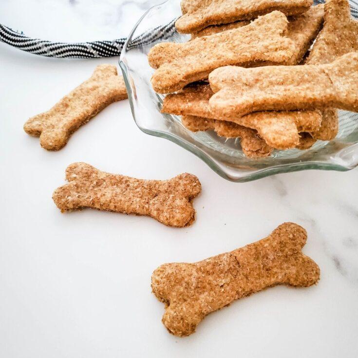 chicken dog biscuits